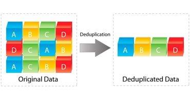 Data Deduplication Services
